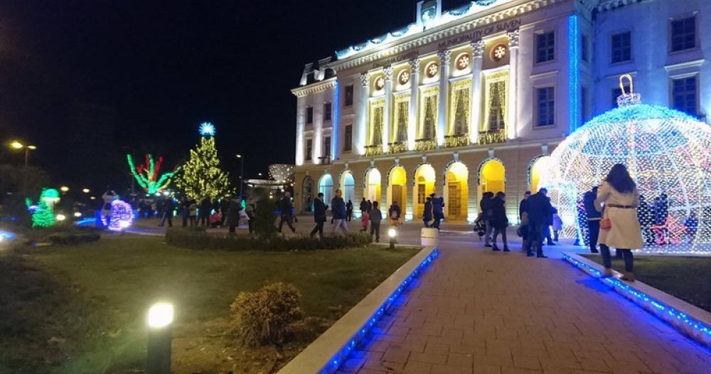 Разнообразна програма за Коледните и Новогодишните празници в Сливен